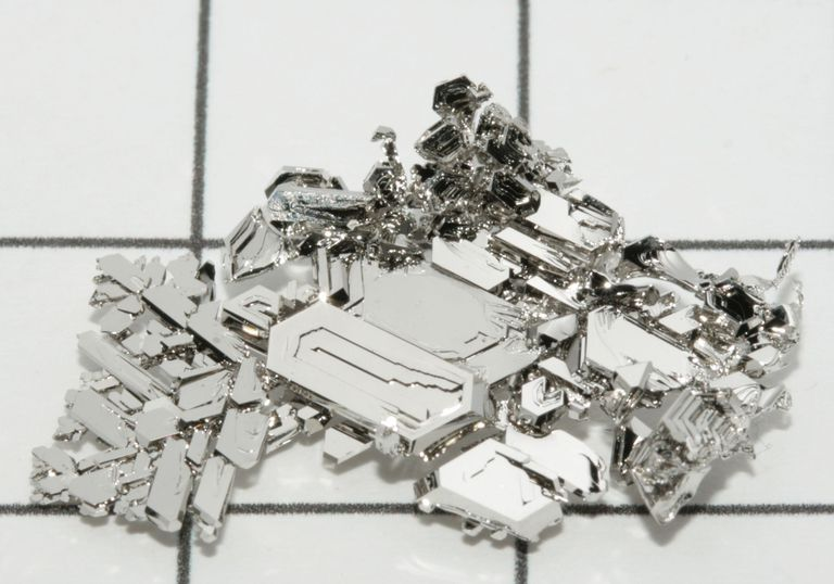 Platinum is an example of a noble metal.