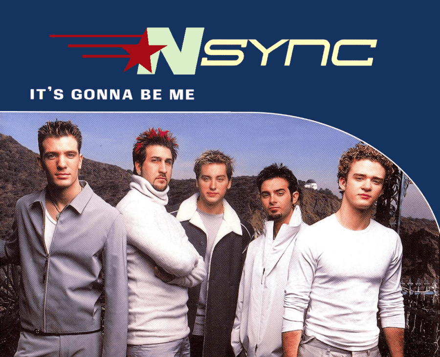 nsync its gonna be me - Nsync Christmas Album