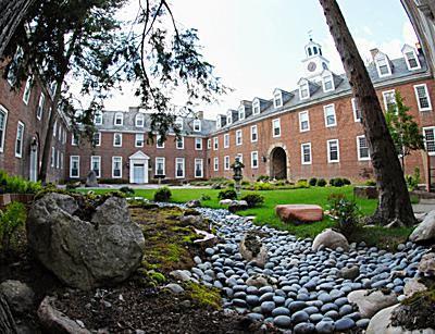 St. Lawrence University - Zen Garden