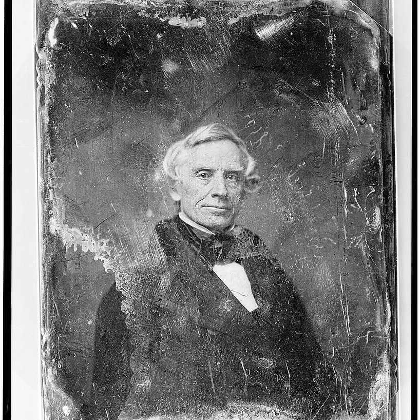 Daguerreotype - Samuel Morse
