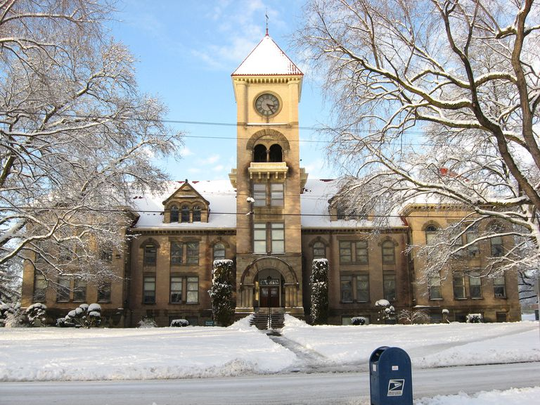 Whitman College, Memorial Hall