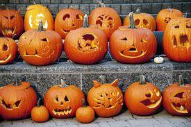 Keep a carved pumpkin looking its best all season.