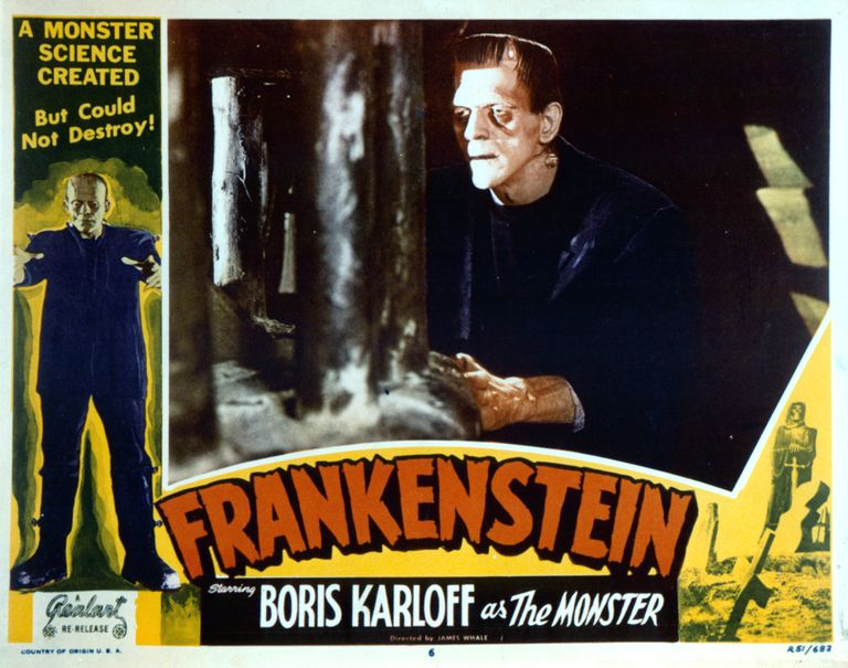 Life of Boris Karloff: Frankenstein and Beyond