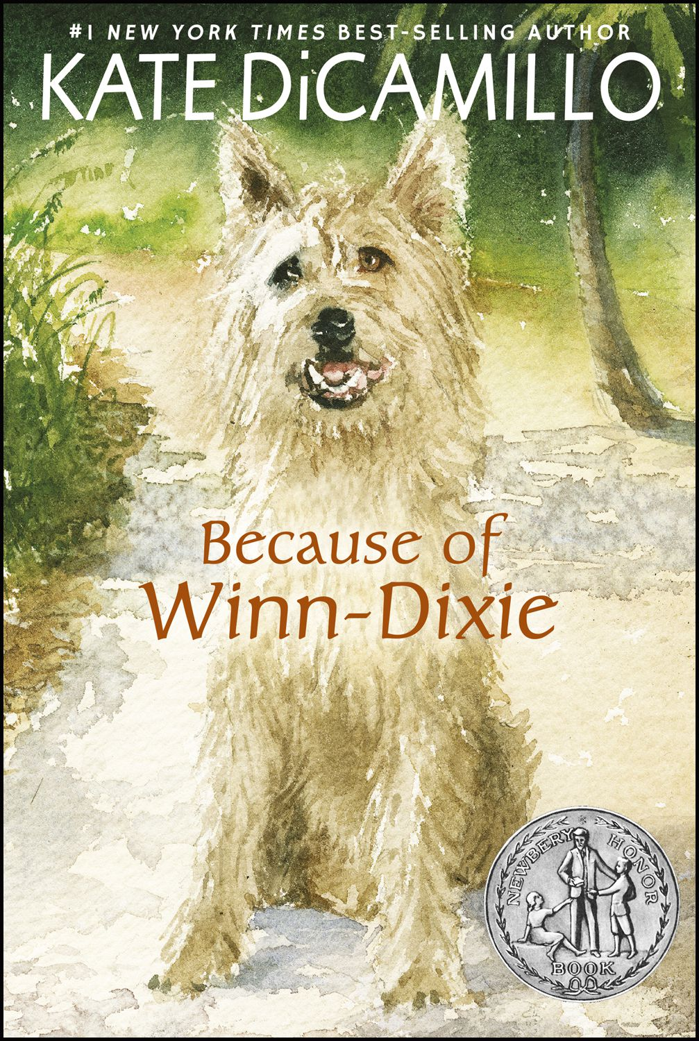 Because of Winn-Dixie by Kate DiCamillo, Book and Movie