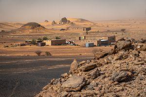 Suden desert