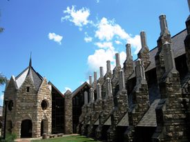 McClurg Hall at Sewanee: The University of the South