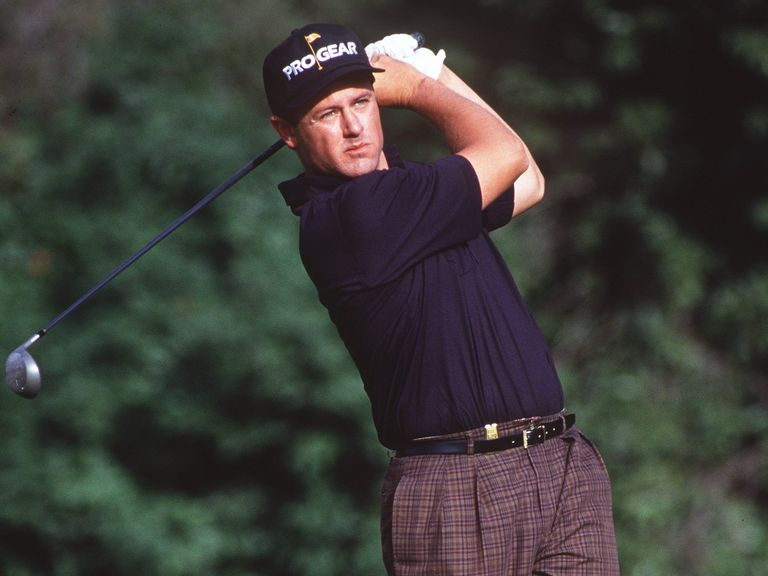 Carl Cooper during the 1992 Los Angeles Open