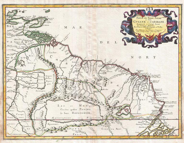 El Dorado Map