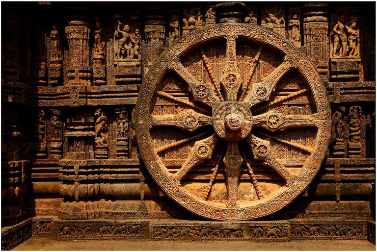 Three Turnings Of The Dharma Wheel