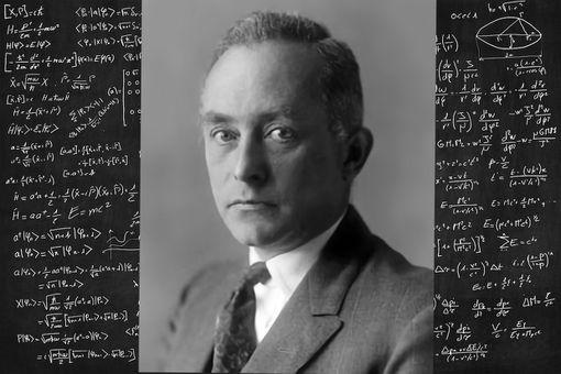 Portrait of Max Born