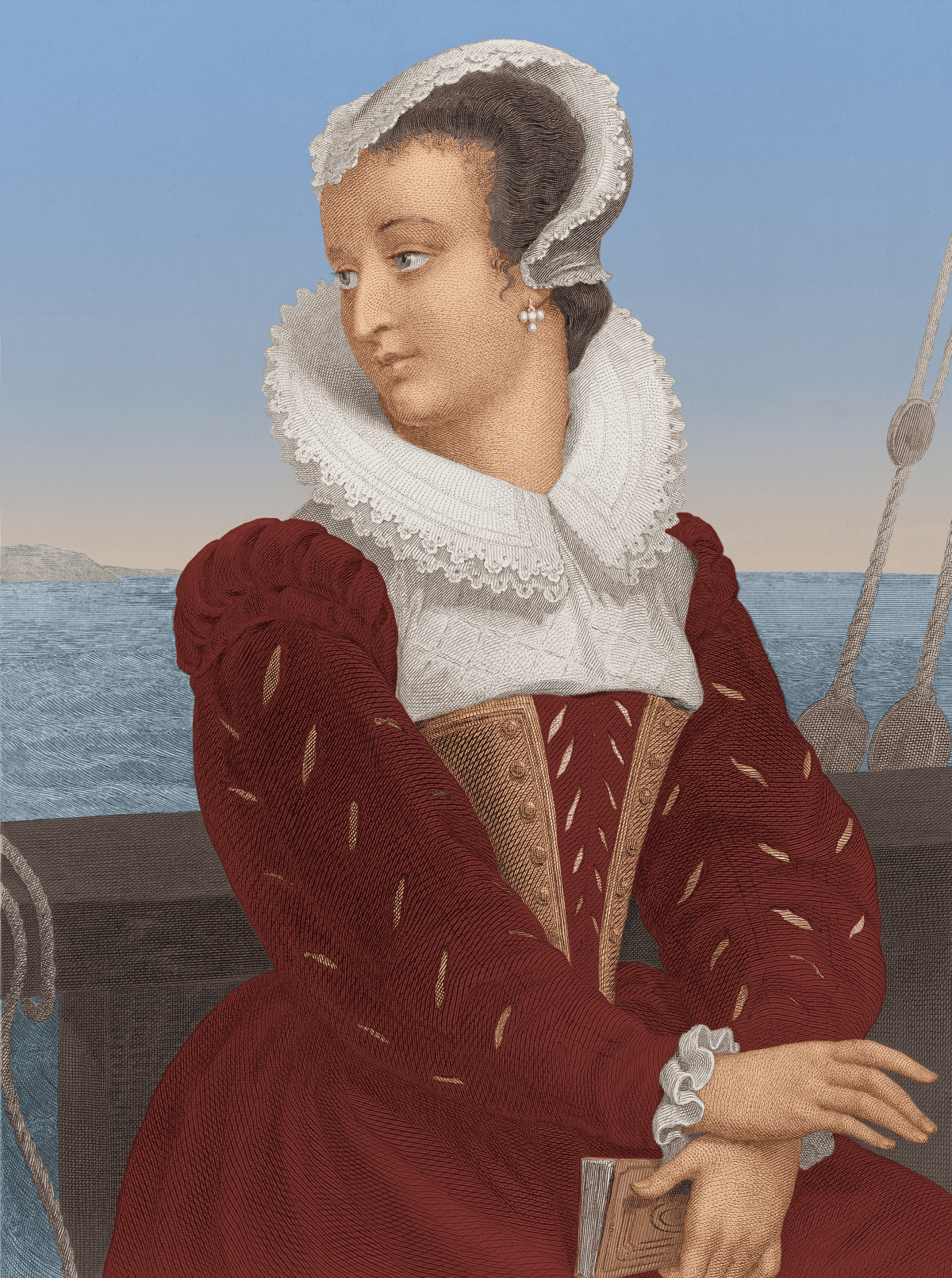 image gallery of mary queen of scots