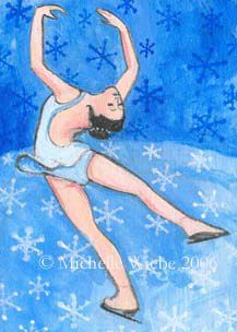 Figure skating moves in the field book