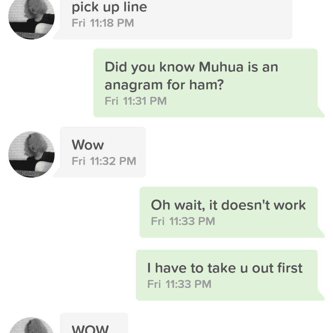 funny pick up lines dirty for him