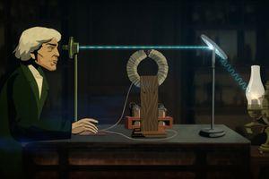 Cosmos: A Spacetime Odyssey Episode 10 screenshot