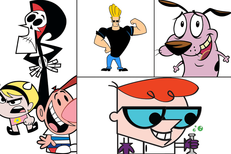 11 classic cartoon network shows thecheapjerseys Image collections