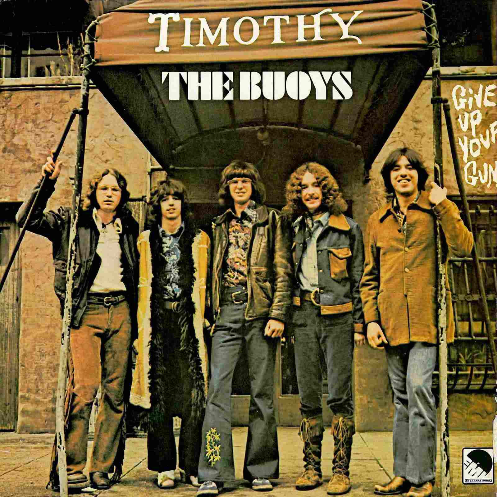 "The Buoys ""Timothy"""