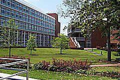 East Carolina University Science and Technology Building