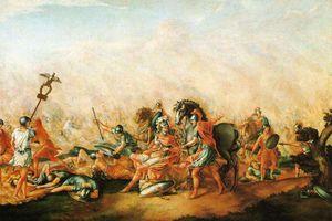 he Death of Aemilius Paullus by John Trumbull