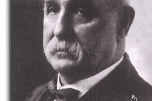 Portrait of James Ritty