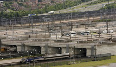 How the Channel Tunnel Was Built and Designed