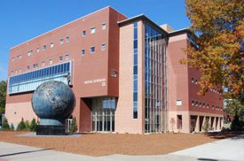 Kennesaw State University social sciences building