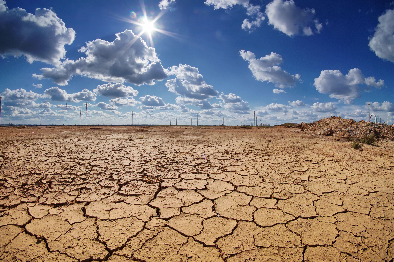 Γη ξηρασίας