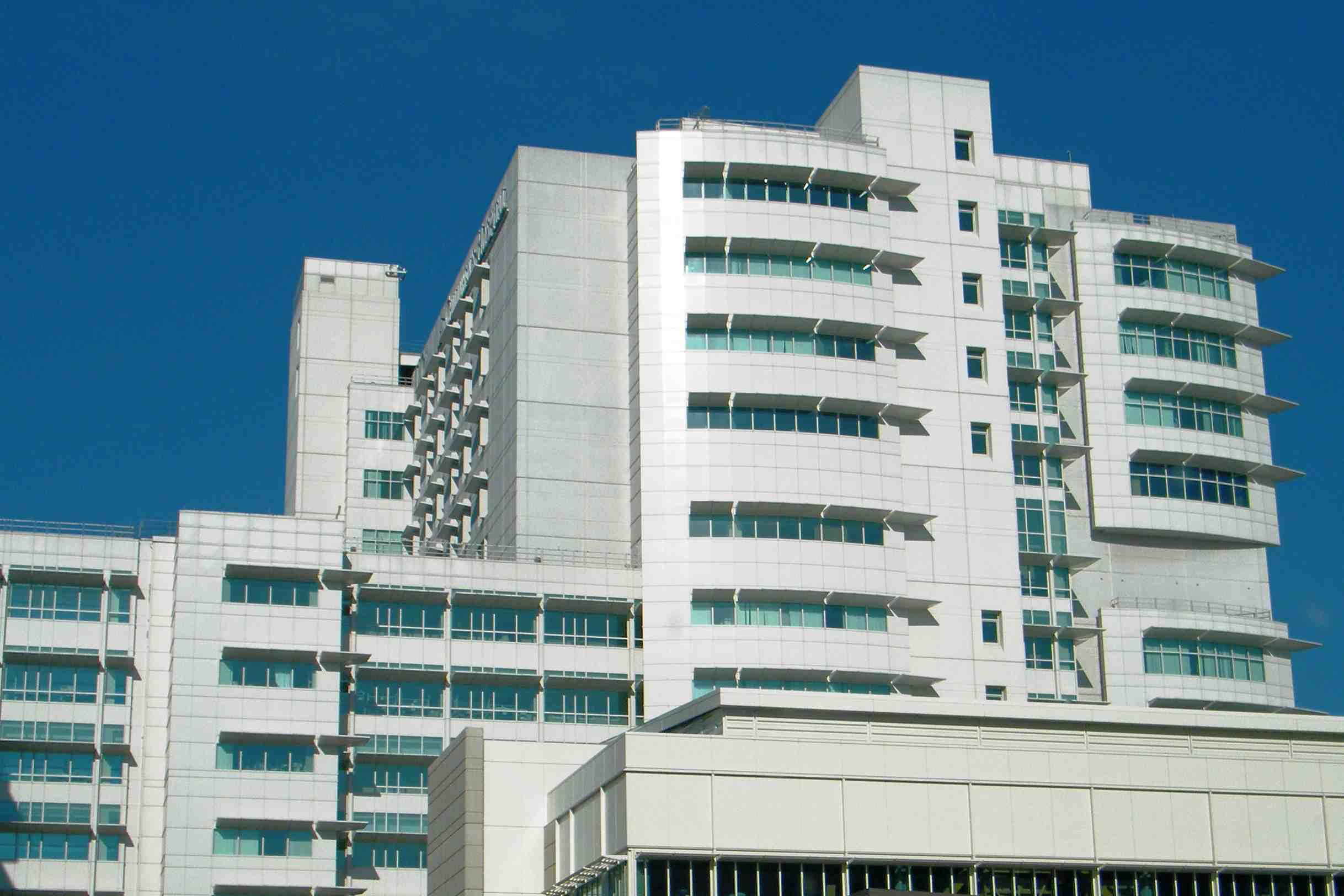 The UC Davis Medical Center