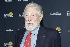 photograph of poet Gary Snyder