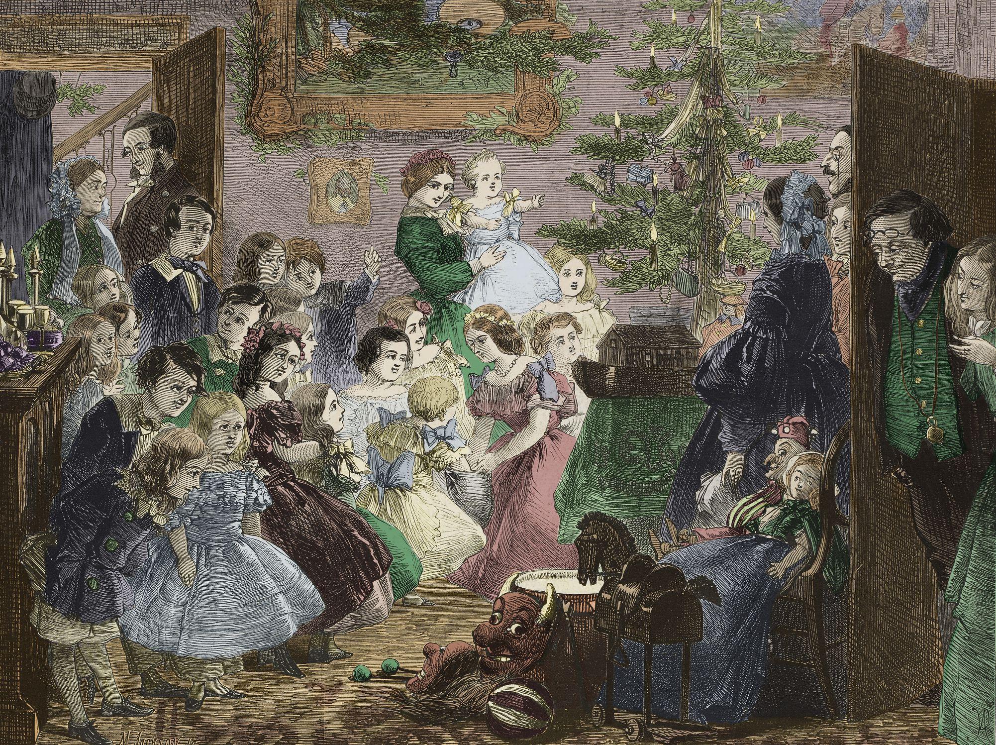 Celebrating Christmas without Religion