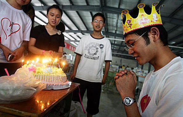 Cumpleaños chino: celebración del cumpleaños chino
