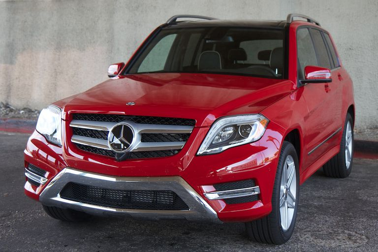 2014 mercedes benz glk250 bluetec 4matic review. Black Bedroom Furniture Sets. Home Design Ideas