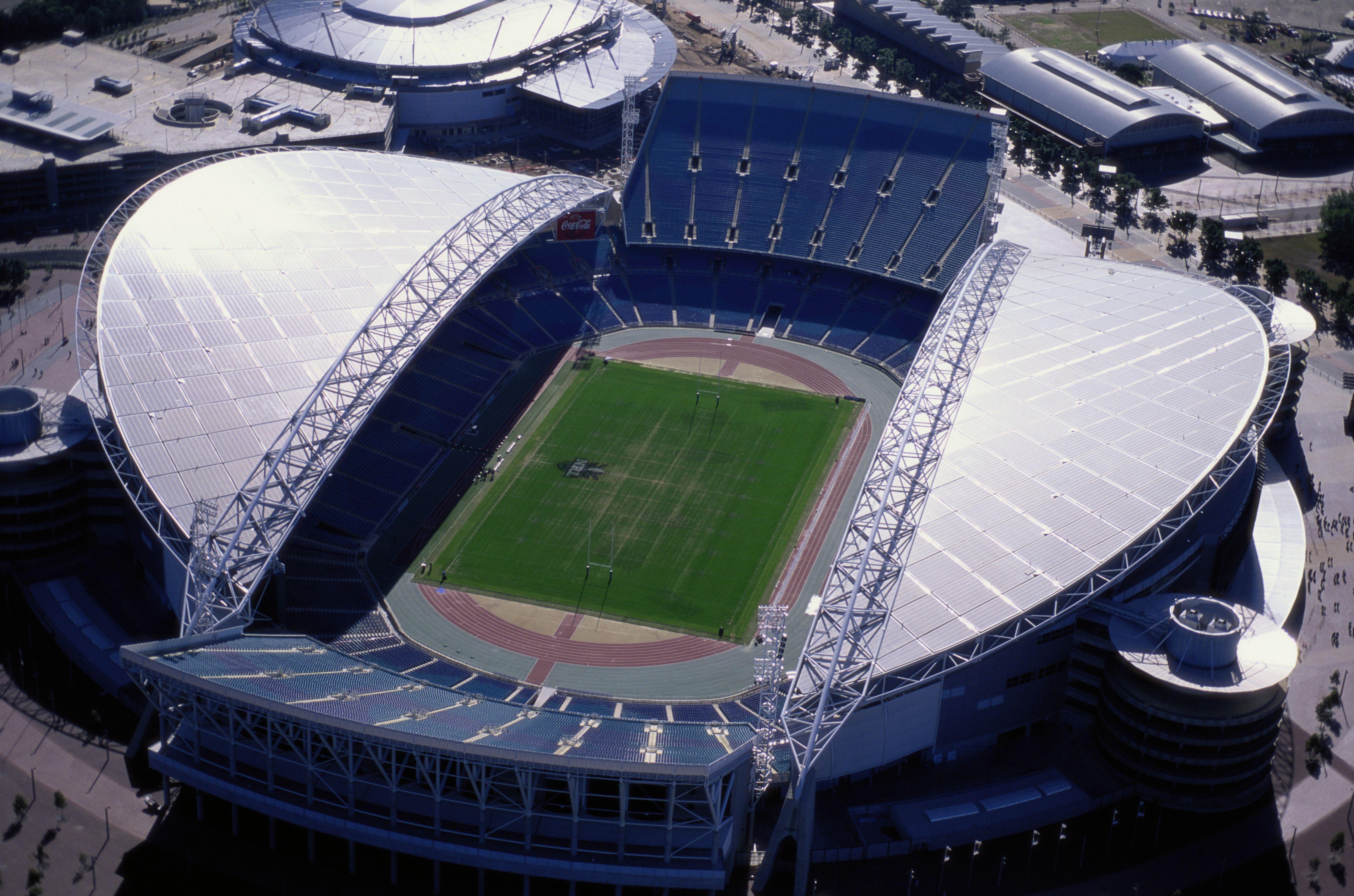 Stadium Australia in Sydney
