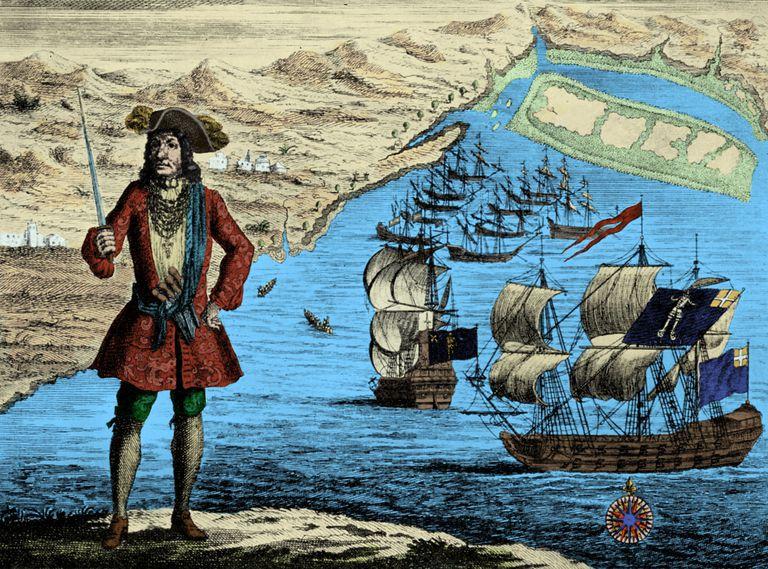 Captain Bartholomew Roberts