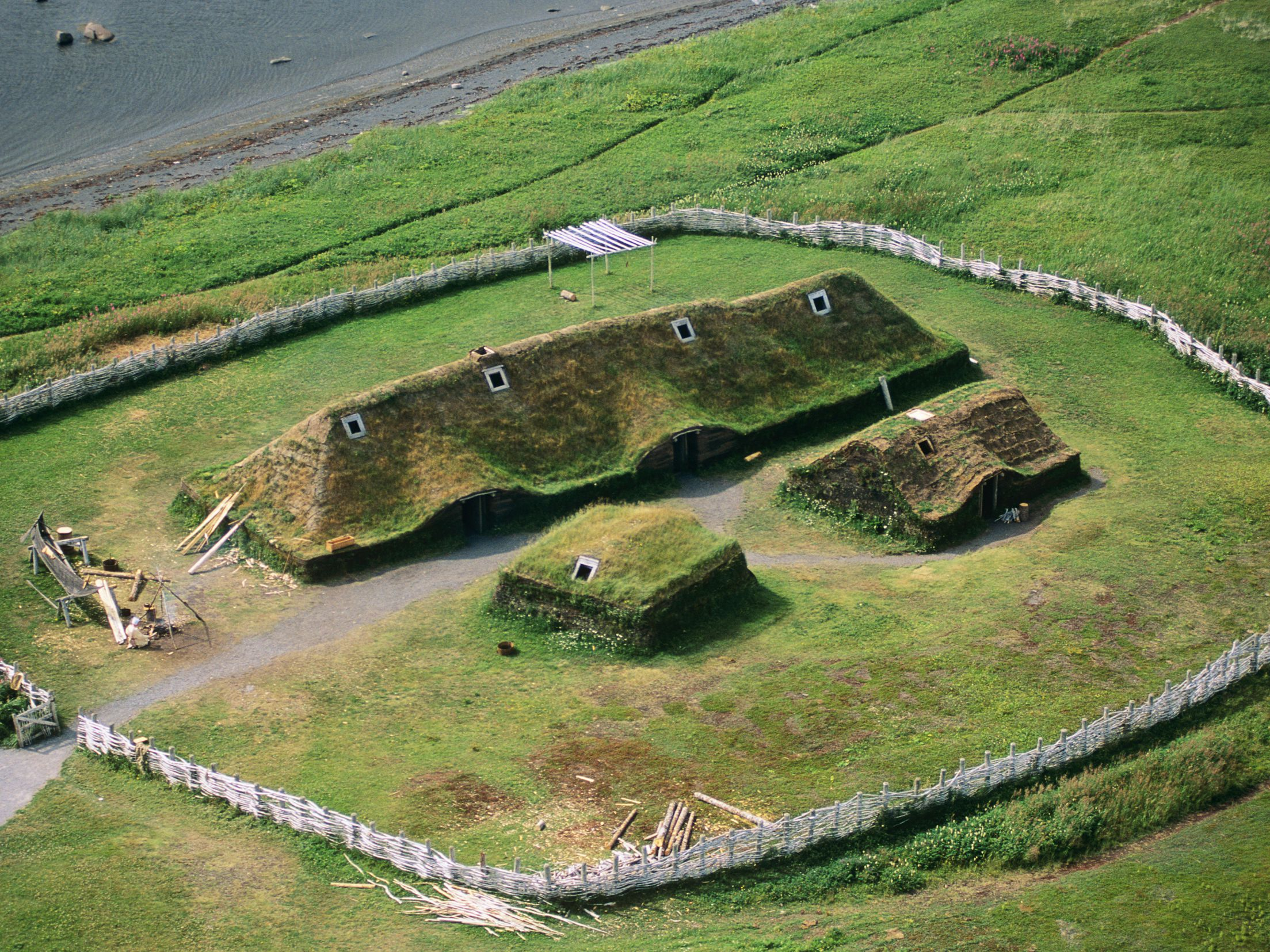 Vinland Very neat item First Map of Americas Discovered by Vikings