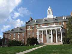 University of Maryland Patterson Hall