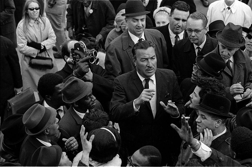 Adam Clayton Powell Jr. in Washington, DC, in 1967.