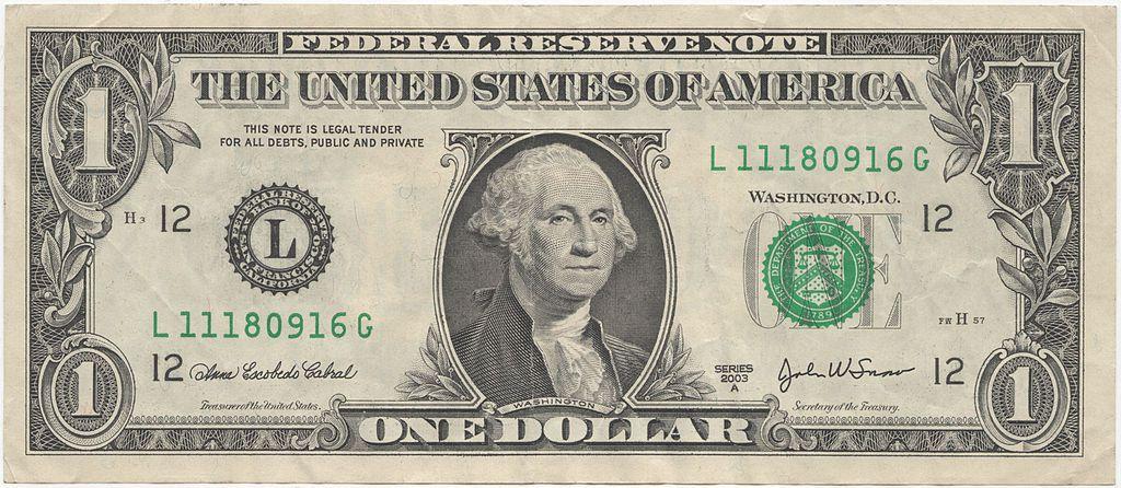U S Dept Of The Treasury