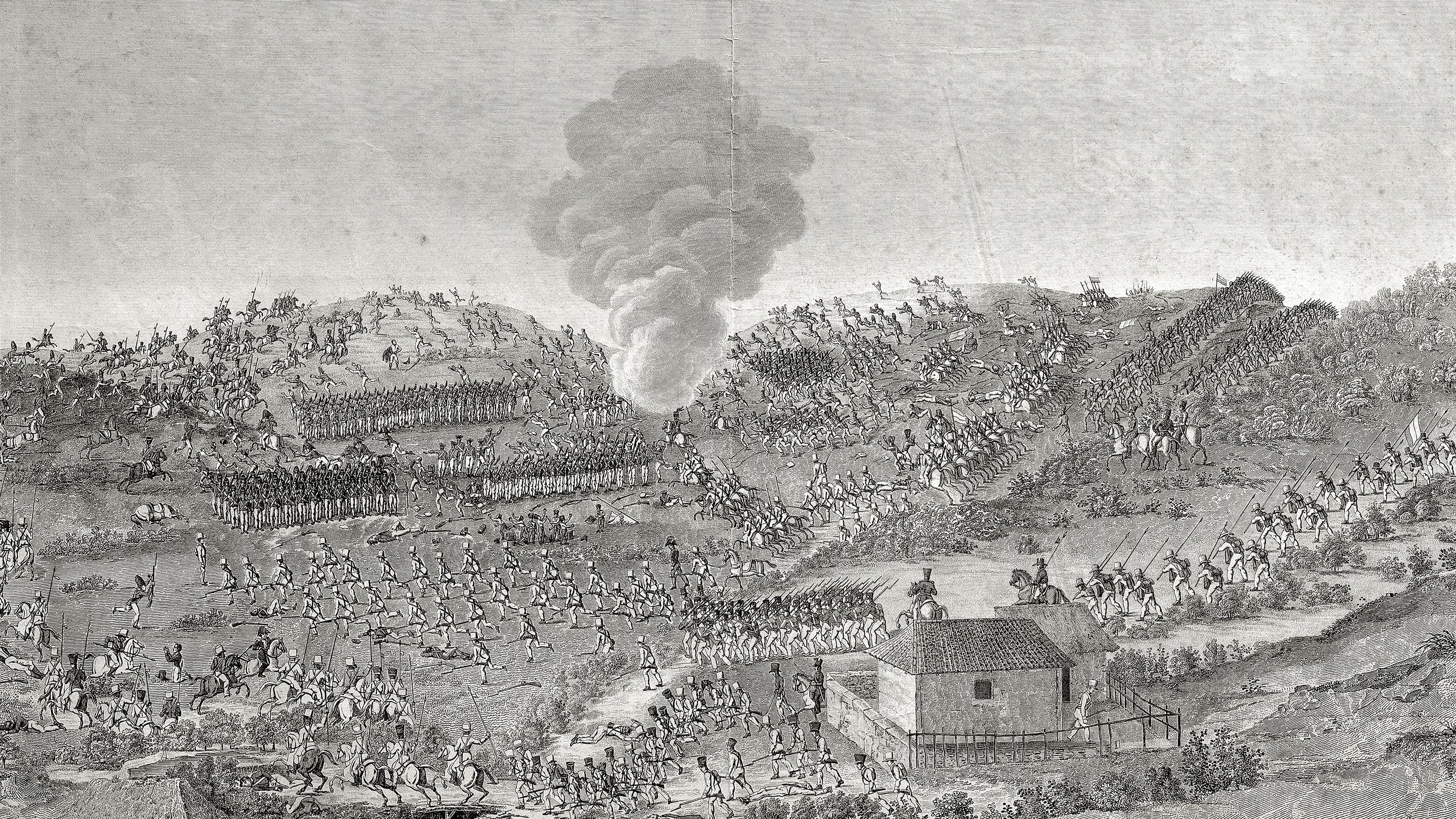 Simon Bolivar And The Battle Of Boyaca