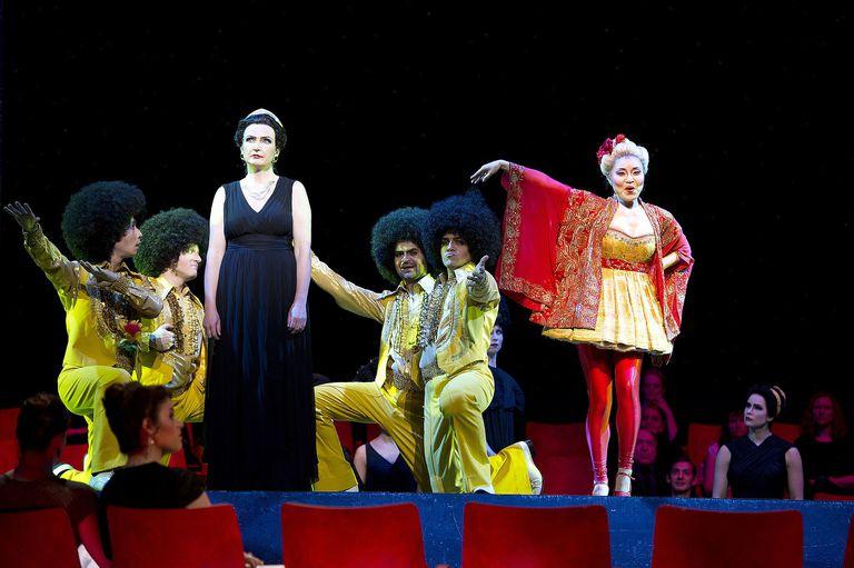 Ariadne auf Naxos at Hamburgische Staatsoper 2012