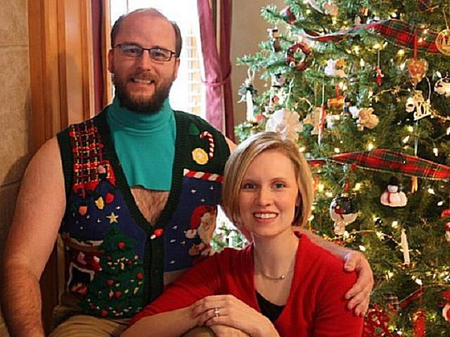 20 of the funniest ugly christmas sweaters ever made