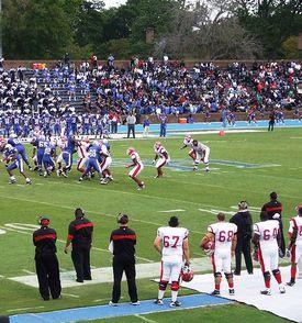 Delaware State vs. Hampton University