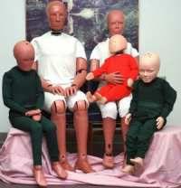 Crash Test Dummies - Family
