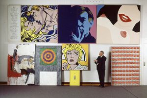 Stroher & His Pop Art Collection