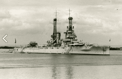 USS Virginia (BB-13) in the Great White Fleet