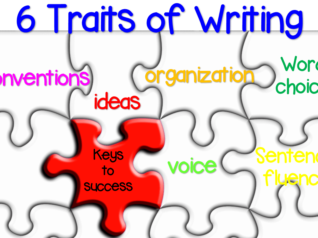 6 Traits of Writing - Using the Model in the Classroom