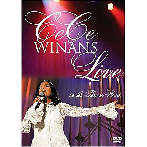 Cece Winans Throne Room Live