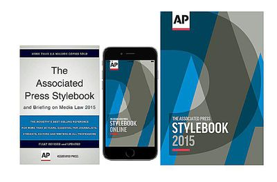 Top 8 free online style guides in english 20 questions test your knowledge of ap style 2015 fandeluxe Choice Image