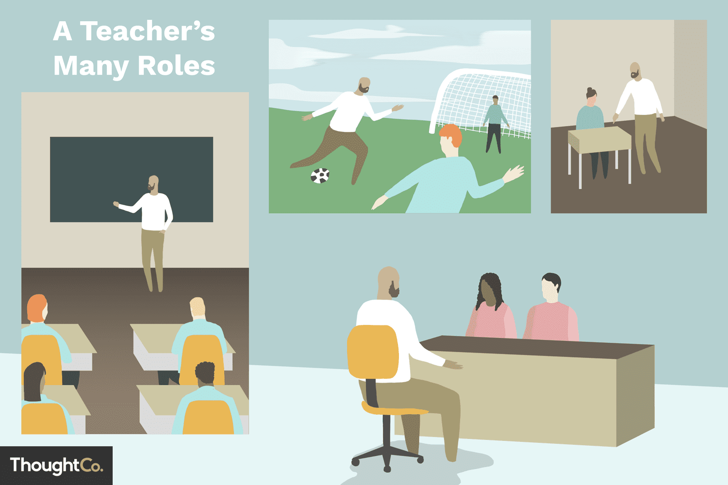 The Role Of An Interior Designer: What Is The Role Of A Teacher?