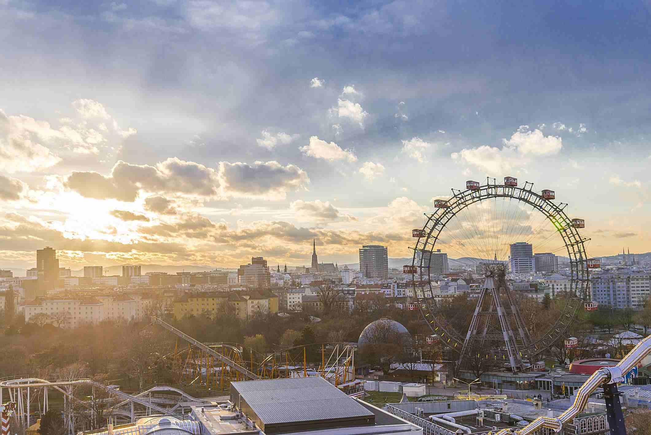 Viena es un buen destino para los austríacos que compran su pasaporte