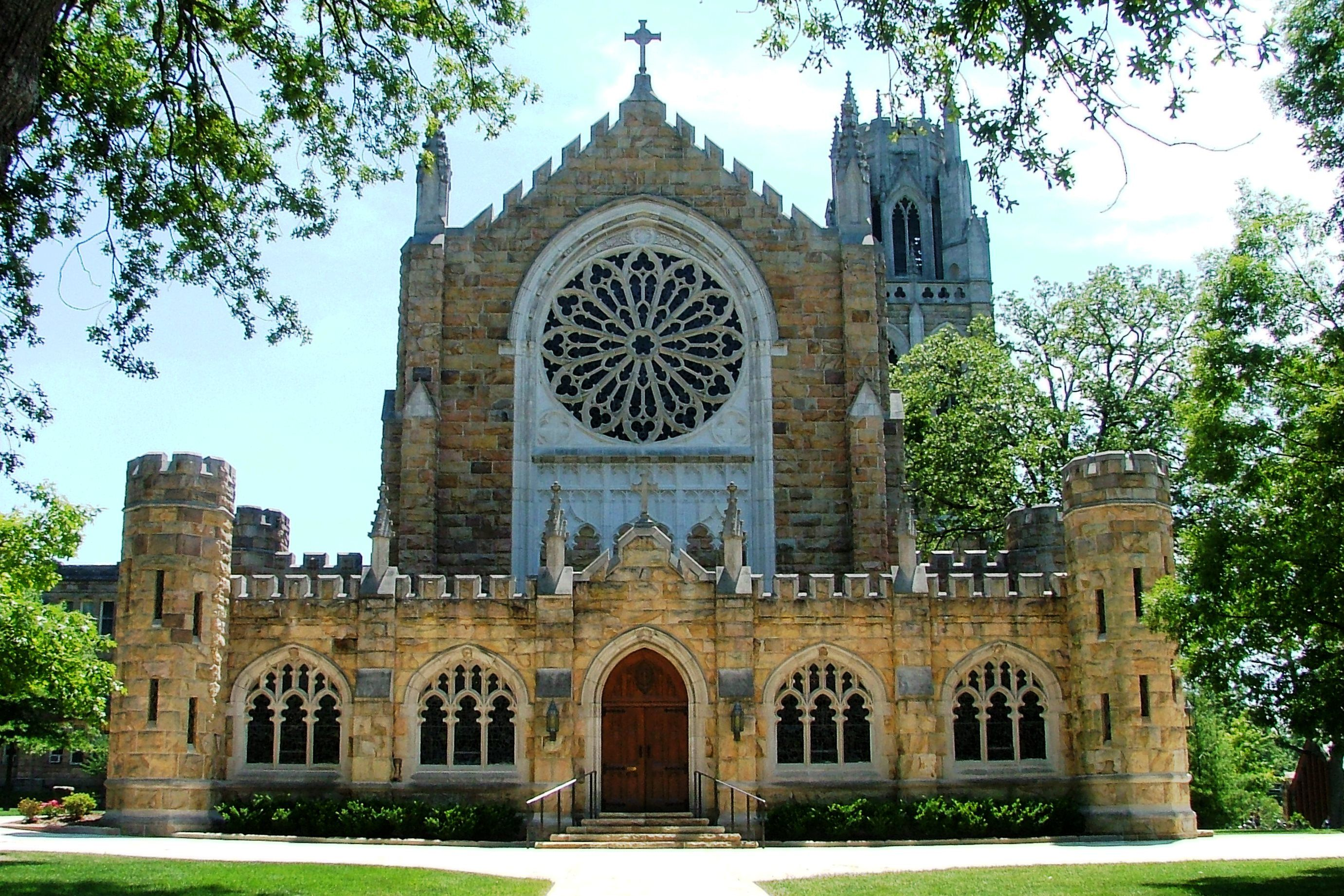 All Saints' Chapel at Sewanee, The University of the South